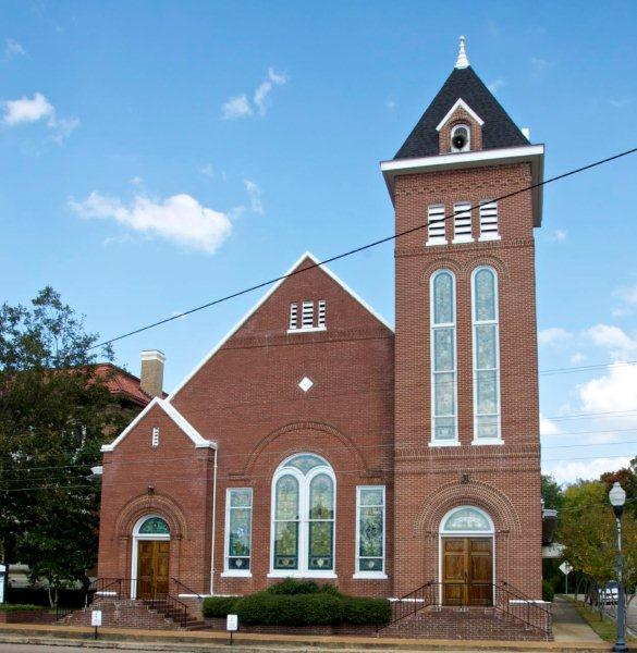 Sample Front Elevation Church : The church flower ladies a divine assignment