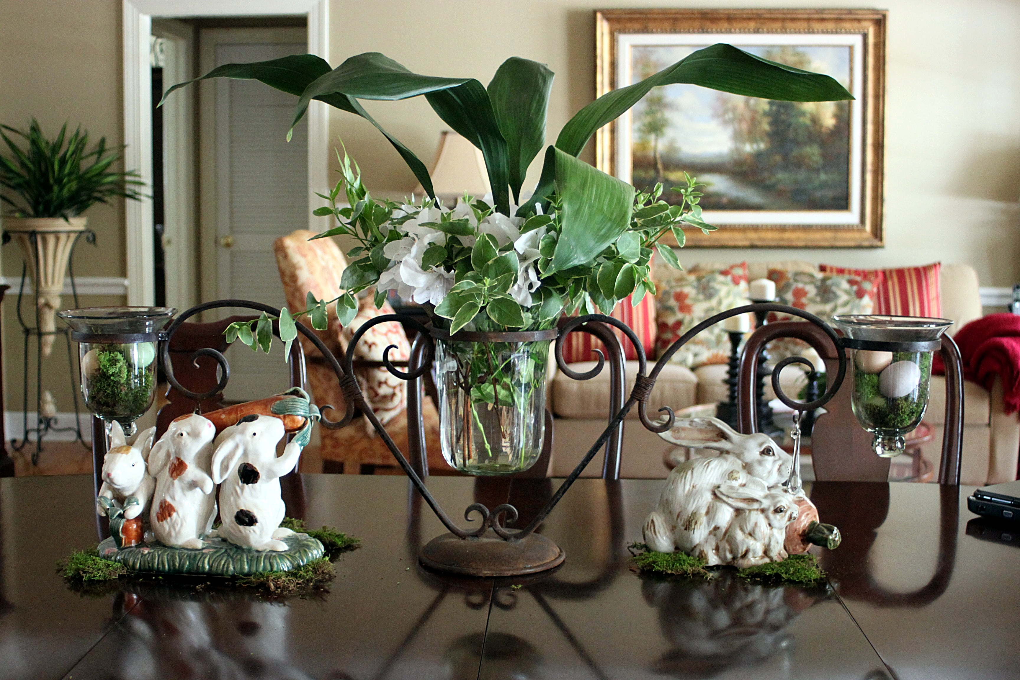 Garden Club Tablescapes Beautifulgardener