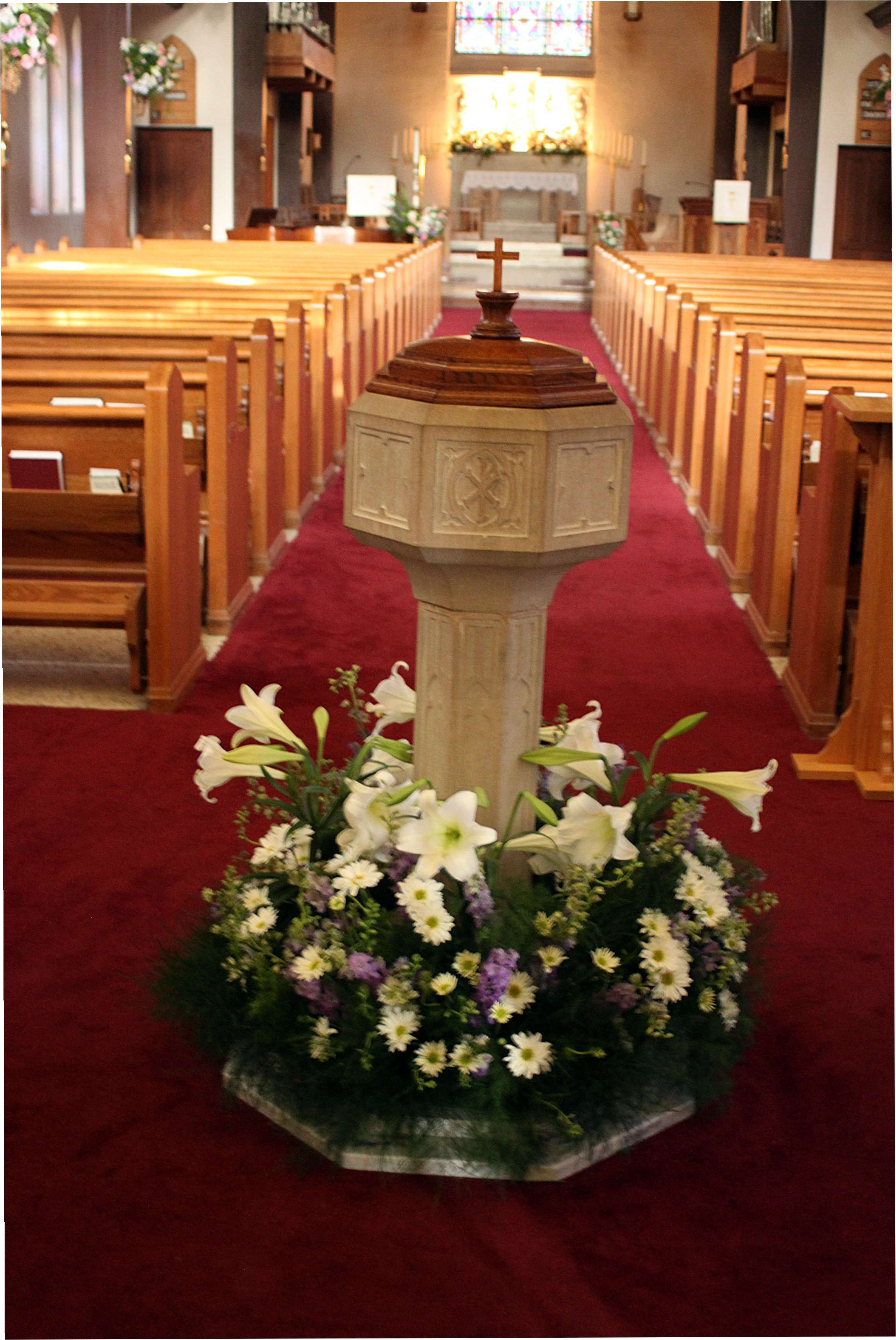 A Flower Guild S Ministry Episcopal Church Of The