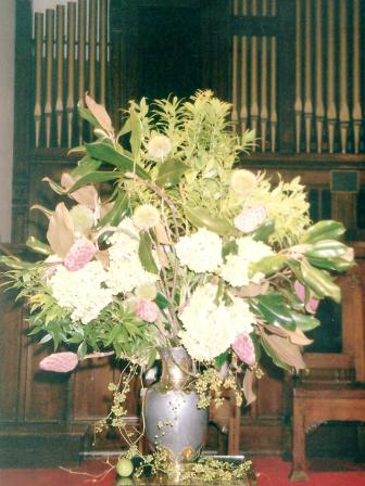 Mother's flower arrangments 003