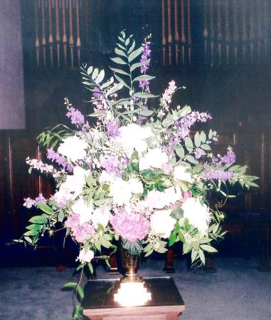 Mother's flower arrangments 006