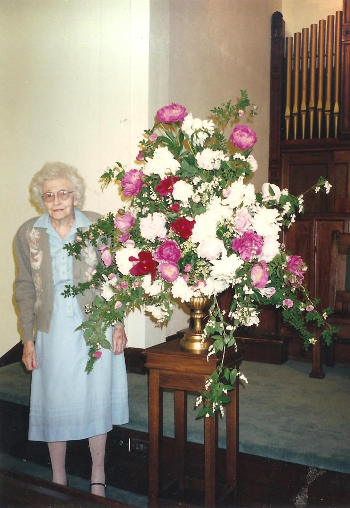 Mother's flower arrangments 002