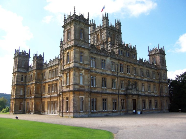Downton abbey 7