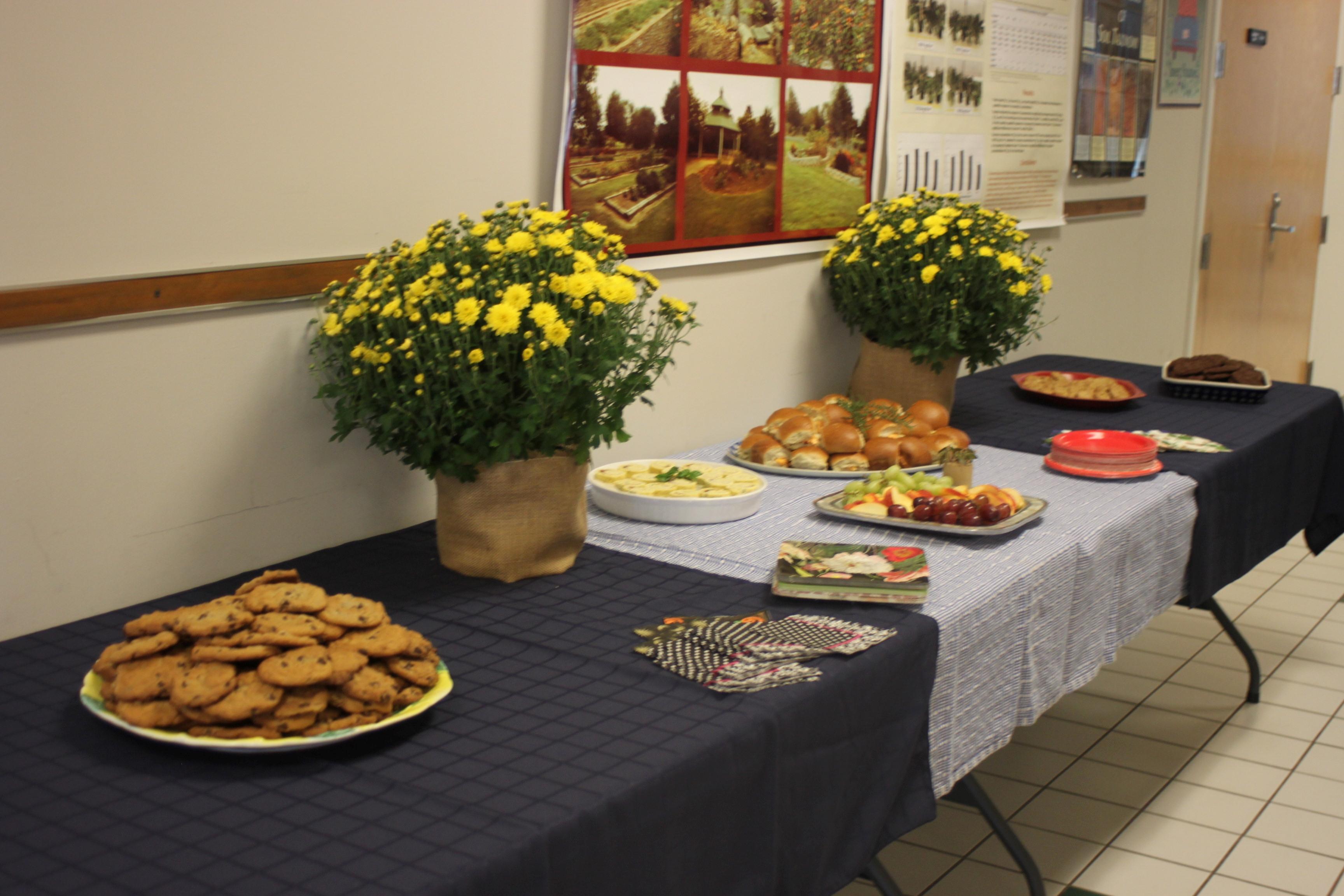 northeast ms rose society celebrates fall garden design